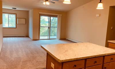Bedroom, Moon Lake Estates, 1
