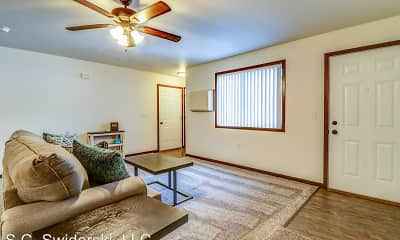 Living Room, Westwood Estates, 1