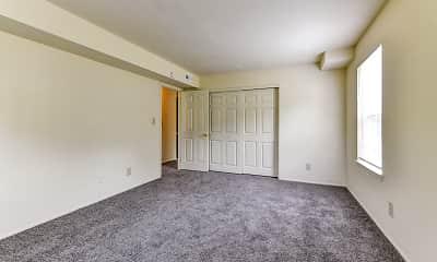 Living Room, Sandy Ridge Apartments, 2