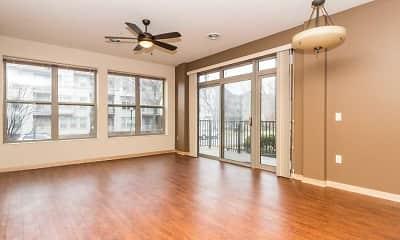 Living Room, Lake Park, 1