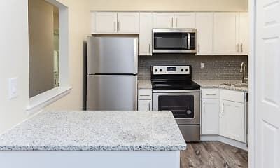 Kitchen, Moorestowne Woods Apartment Homes, 1