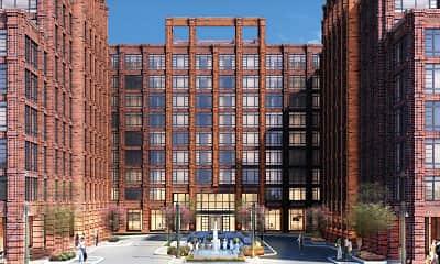 Building, Morgan Parc, 0