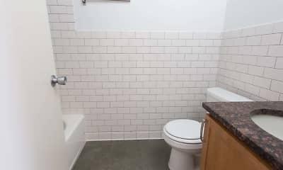 Bathroom, 5320-5326.5 S. Drexel Boulevard, 2