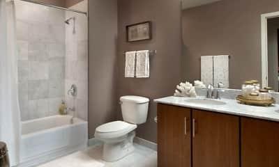 Bathroom, Arrive Lex, 2
