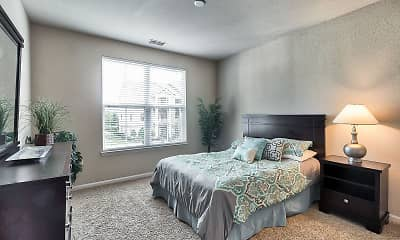 Bedroom, Spring Creek Apartment Homes, 1