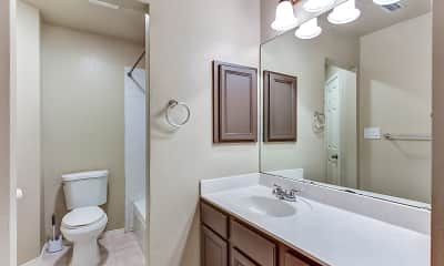 Bathroom, Cristabel Court, 2