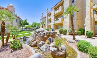 Ventana Apartments, 1