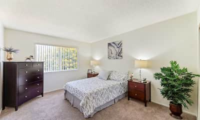 Bedroom, Parkview Apartments, 0