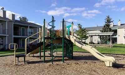 Playground, The Meadows At Elk Creek, 2