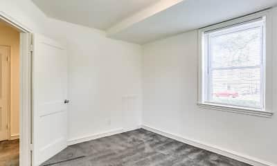 Bedroom, Falls Court, 2