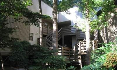 Building, Pinnacle Apartments, 1