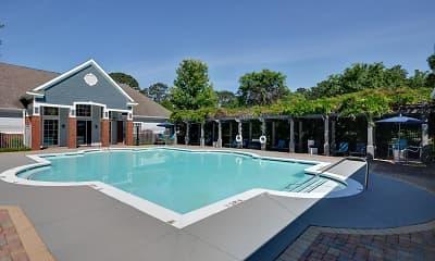 Pool, Overlook Ridge, 0
