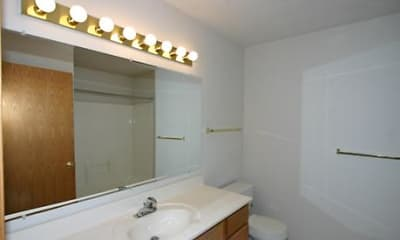 Bathroom, Maple Trails Apartments, 1