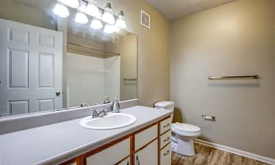 Bathroom, Spring Lake, 2
