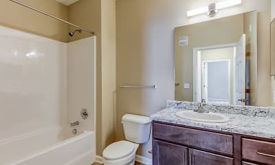 Bathroom, Cambridge Oaks II, 2