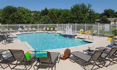 Pool, Pinnacle Woods Apartments, 1