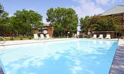 Pool, Embassy Park, 0