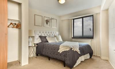 Bedroom, Latitude Five25, 1