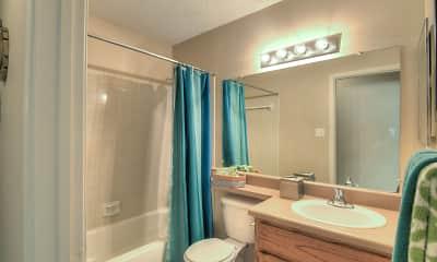 Bathroom, The Grove at Trinity Pointe, 2