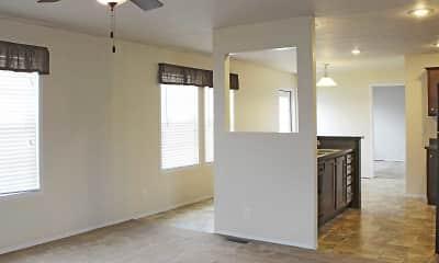 Living Room, Creek Wood, 1