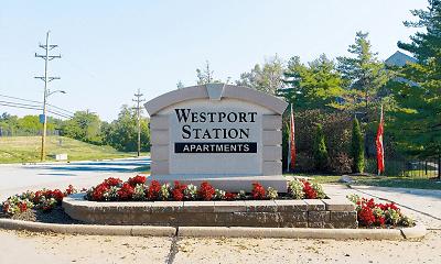 Westport Station, 0