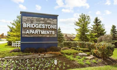 Community Signage, Bridgestone, 0