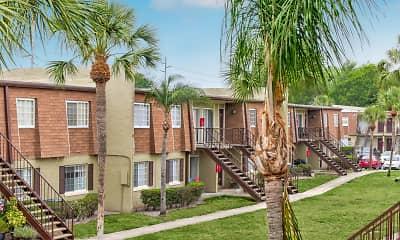 Building, Park Pointe Apartments, 1