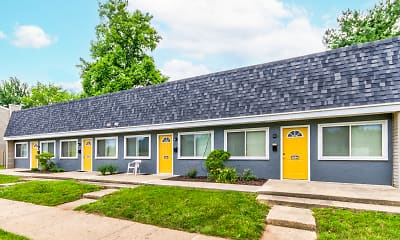 Building, Parkview Rental Townhomes, 0