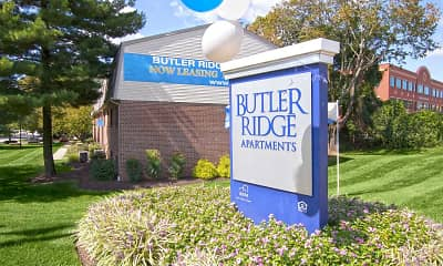 Community Signage, Butler Ridge, 0