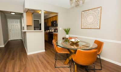 Dining Room, WoodSpring, 1
