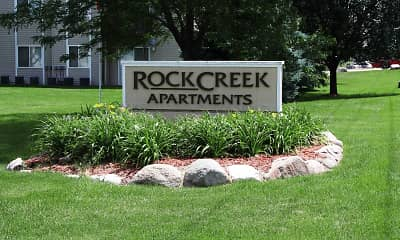 Community Signage, Rock Creek, 2