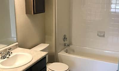 Bathroom, Residences of Stillwater, 1