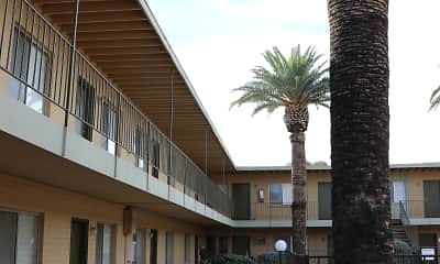 Building, Malibu Apartments, 2