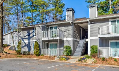 Building, Grace Apartment Homes at Chamblee, 1
