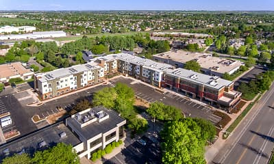 Building, Oakridge Crossing - Senior Living 62+, 2