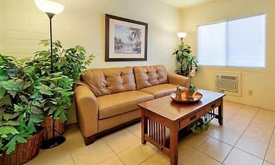 Living Room, 29 Palms, 1
