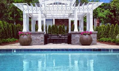 Pool, Buckingham Square, 0