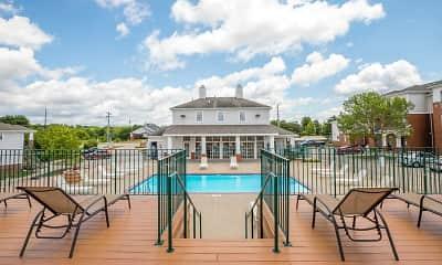 Pool, Polo Club Apartments, 0