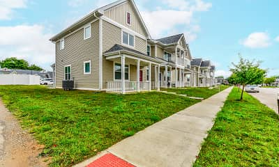 Building, East Point Apartments & Lofts, 2