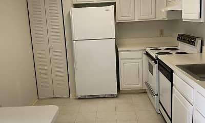 Kitchen, Malden Towers, 0