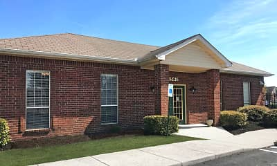 Leasing Office, Plantation Apartment Homes, 2