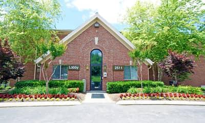 Building, Furnished Studio - Nashville - Airport - Elm Hill Pike, 0