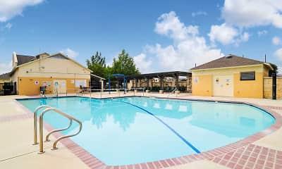 Pool, Fort Hood Family Housing, 0