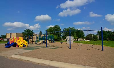 Playground, Pheasant Park Apartments, 2