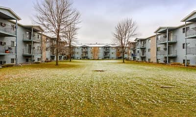 Building, Westmore Court Apartments, 1