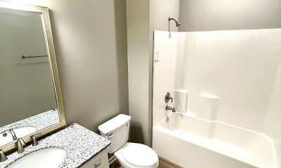 Bathroom, Turtle Creek, 1