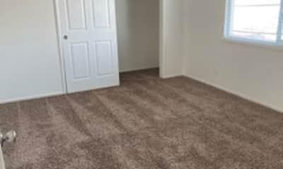Bedroom, McClellan Court Apartments, 0
