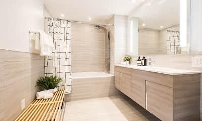 Bathroom, Presidential City, 0