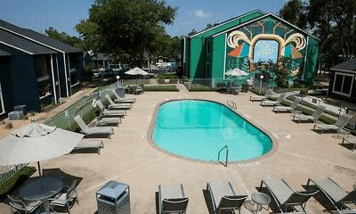 Pool, The Social, 1