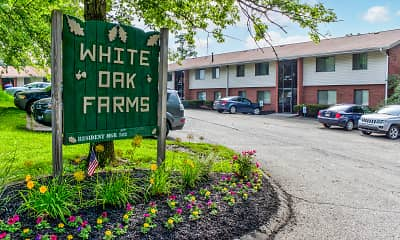 Community Signage, White Oak Farms, 0